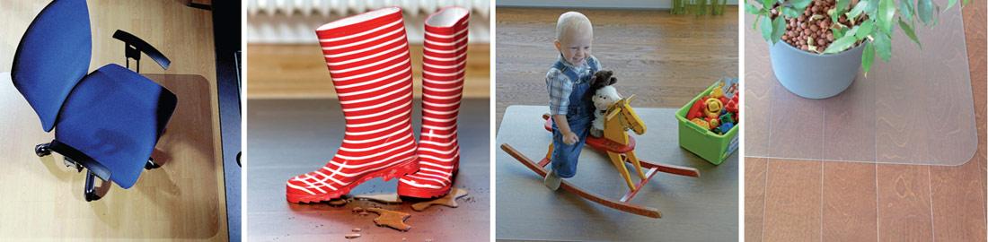 Ochranné podložky na podlahy | Floor Experts