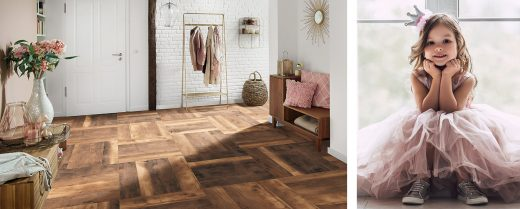 Najobľúbenejšie podlahové krytiny