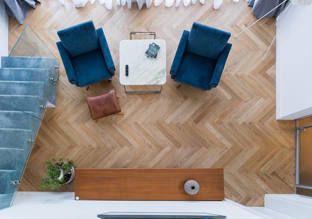 Najpopulárnejšie podlahové krytiny pre rok 2020