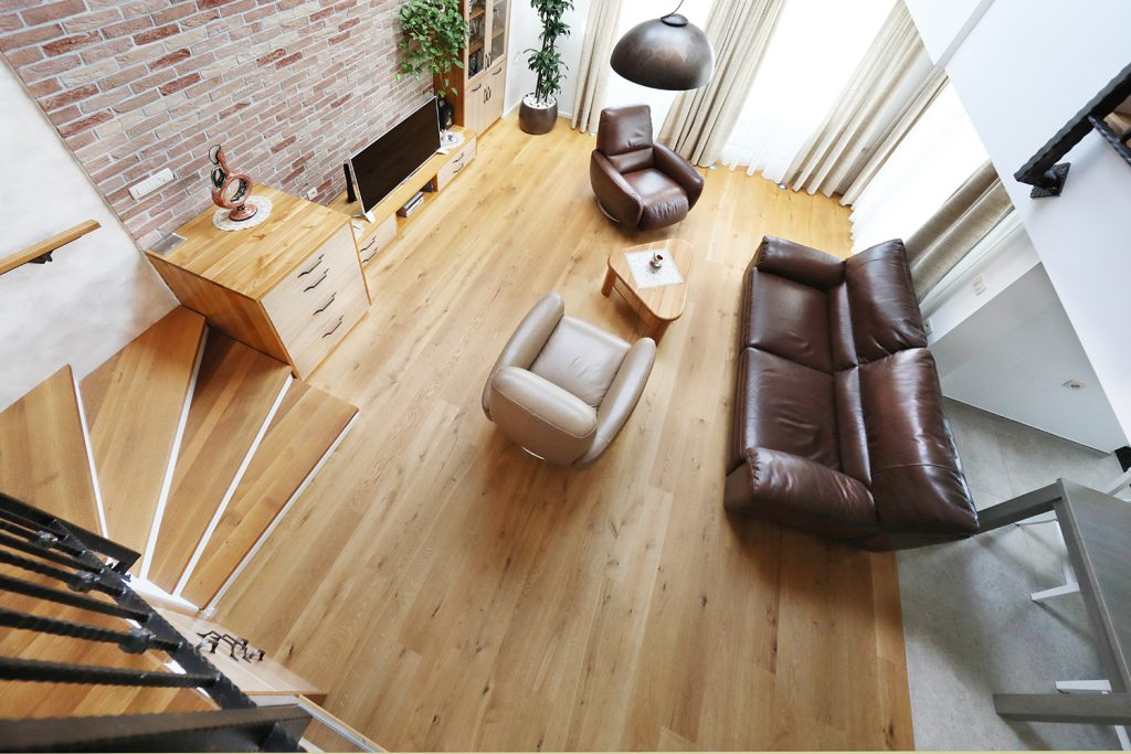 kvalitná podlaha