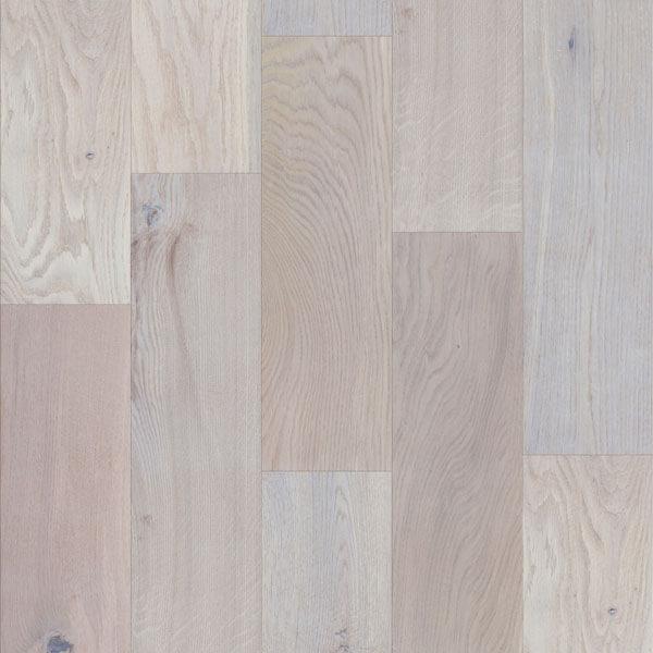 Drevené parkety DUB ABCD WHITE HERSOL-OAK147 | Floor Experts