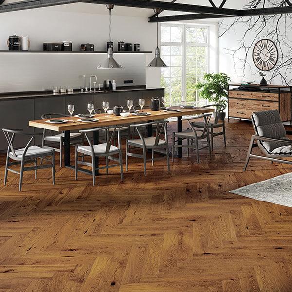 Drevená podlaha DUB NAXOS ARTHER-NAX100