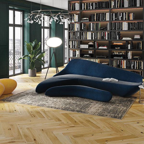 Drevená podlaha DUB BONIFACIO ARTHER-BON100