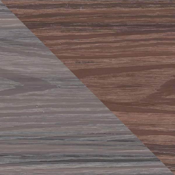 Exteriérové podlahy WPC COGNAC/GREY D7