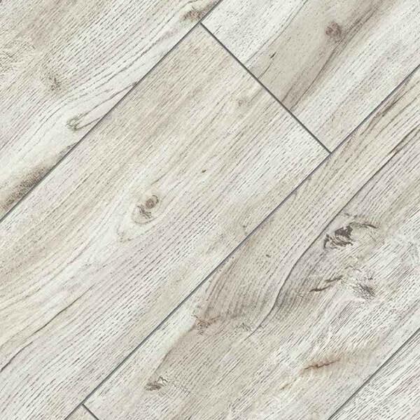 Laminátové podlahy DUB WHITE VABCOU-1207/0 | Floor Experts