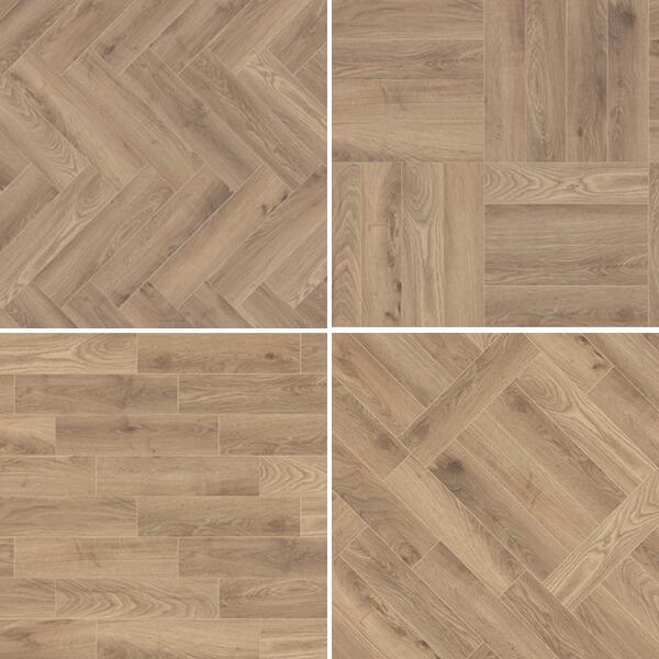 Laminátové podlahy K285 DUB HAYBRIDGE KROTET-K285A0 | Floor Experts